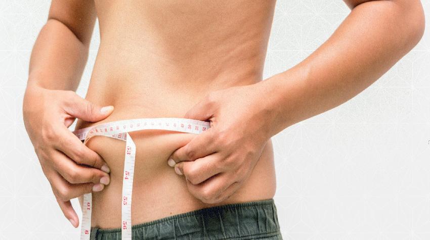 alcohol-gewichtsverlies