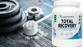 Beste creatine: Total Recovery Muscle Concepts
