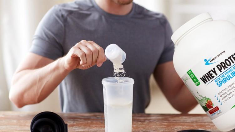 eiwitten-met-water-of-melk