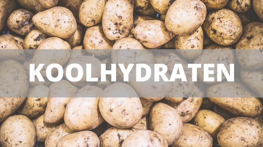 afvallen koolhydraten per dag