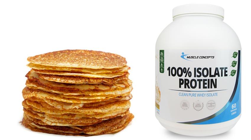 proteïne-pannenkoeken