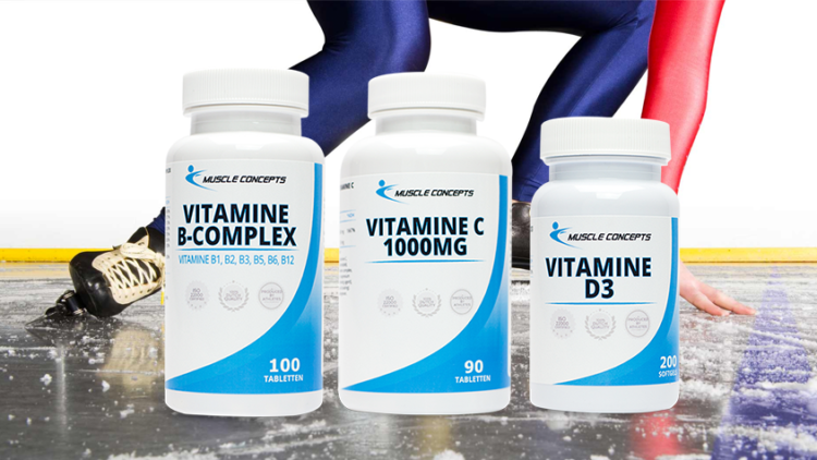 schaatsvitamines