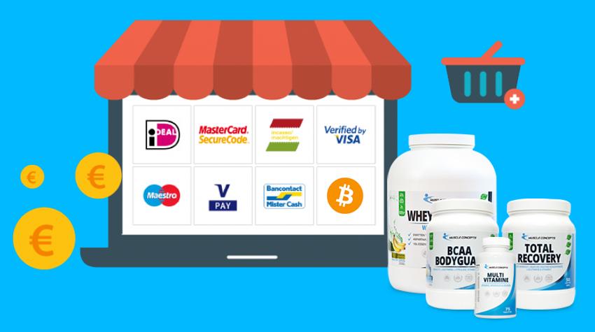 voedingssupplementen online bestellen