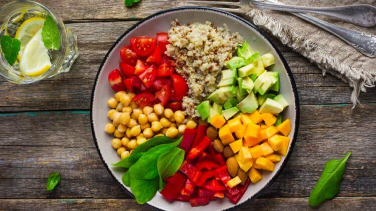 vegetarische eiwitten