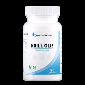 Krill-olie