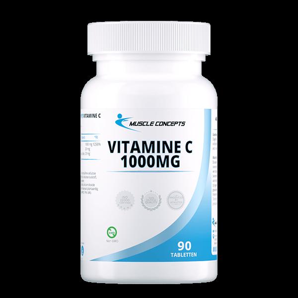 Vitamine-C-1000mg-tabletten