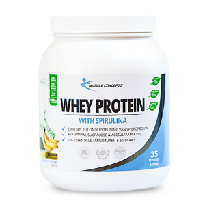 Whey-protein-banaan-1kg