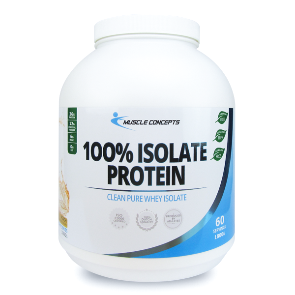 isolaat-eiwitten