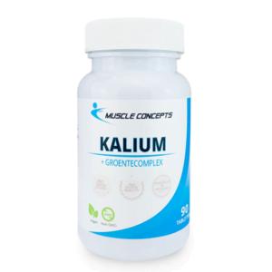 kalium-tabletten