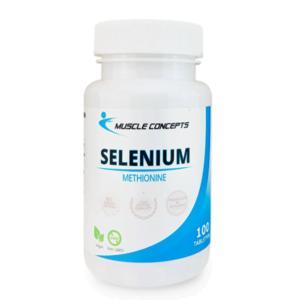 selenium-tabletten