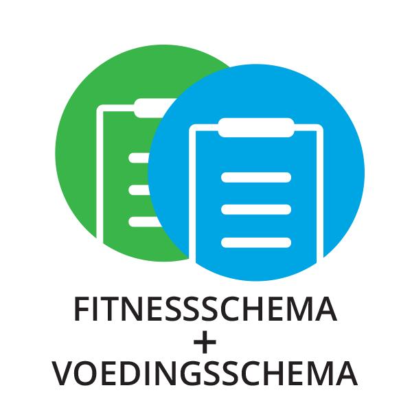 voedingsschema-fitnessschema