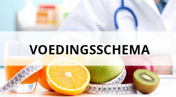 voedingsschema